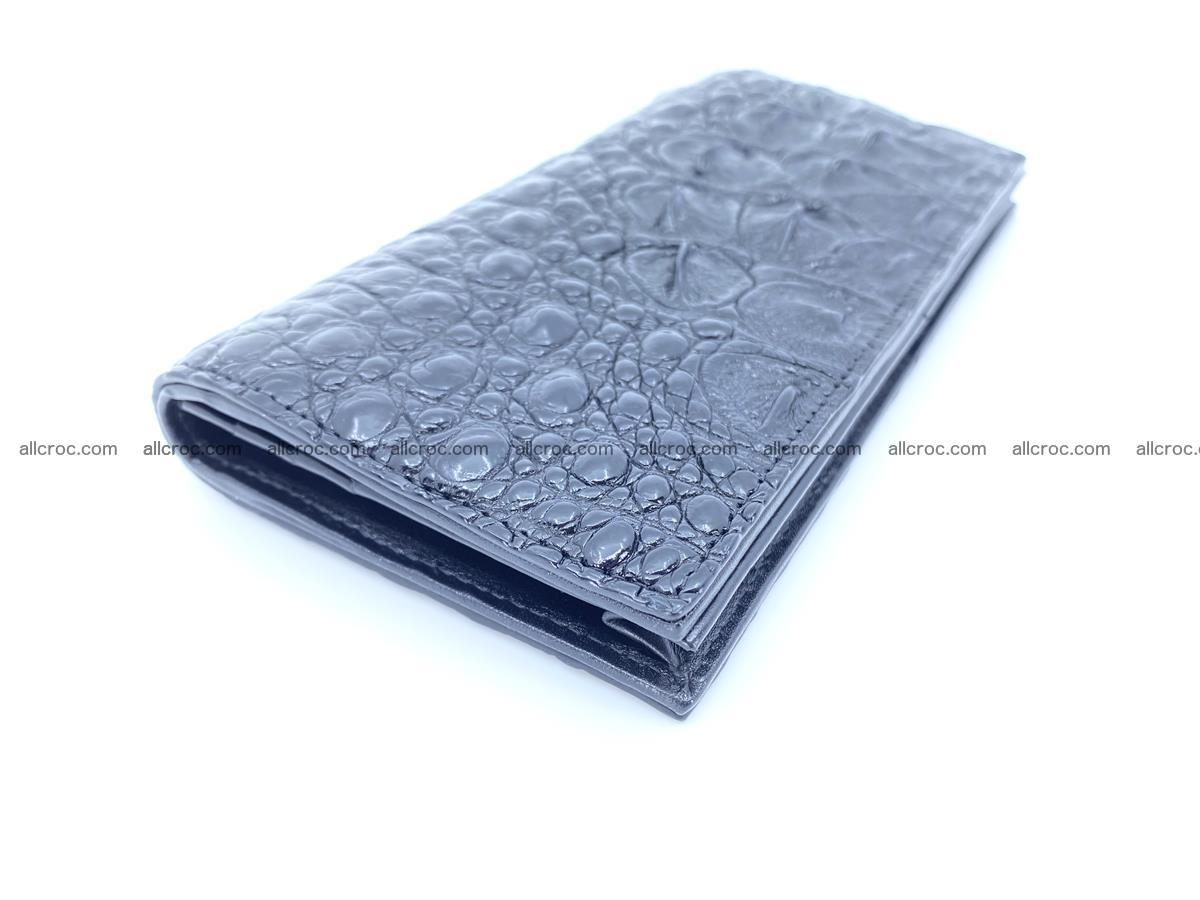 crocodile skin wallet bifold 483 Foto 0