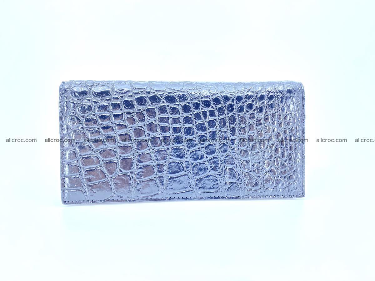 crocodile skin wallet bifold 483 Foto 2