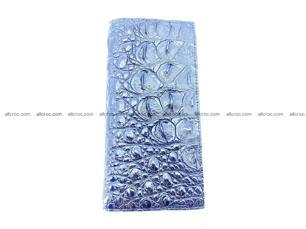 crocodile skin wallet bifold 483 Foto 6