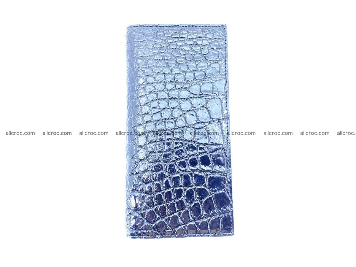 crocodile skin wallet bifold 483 Foto 7