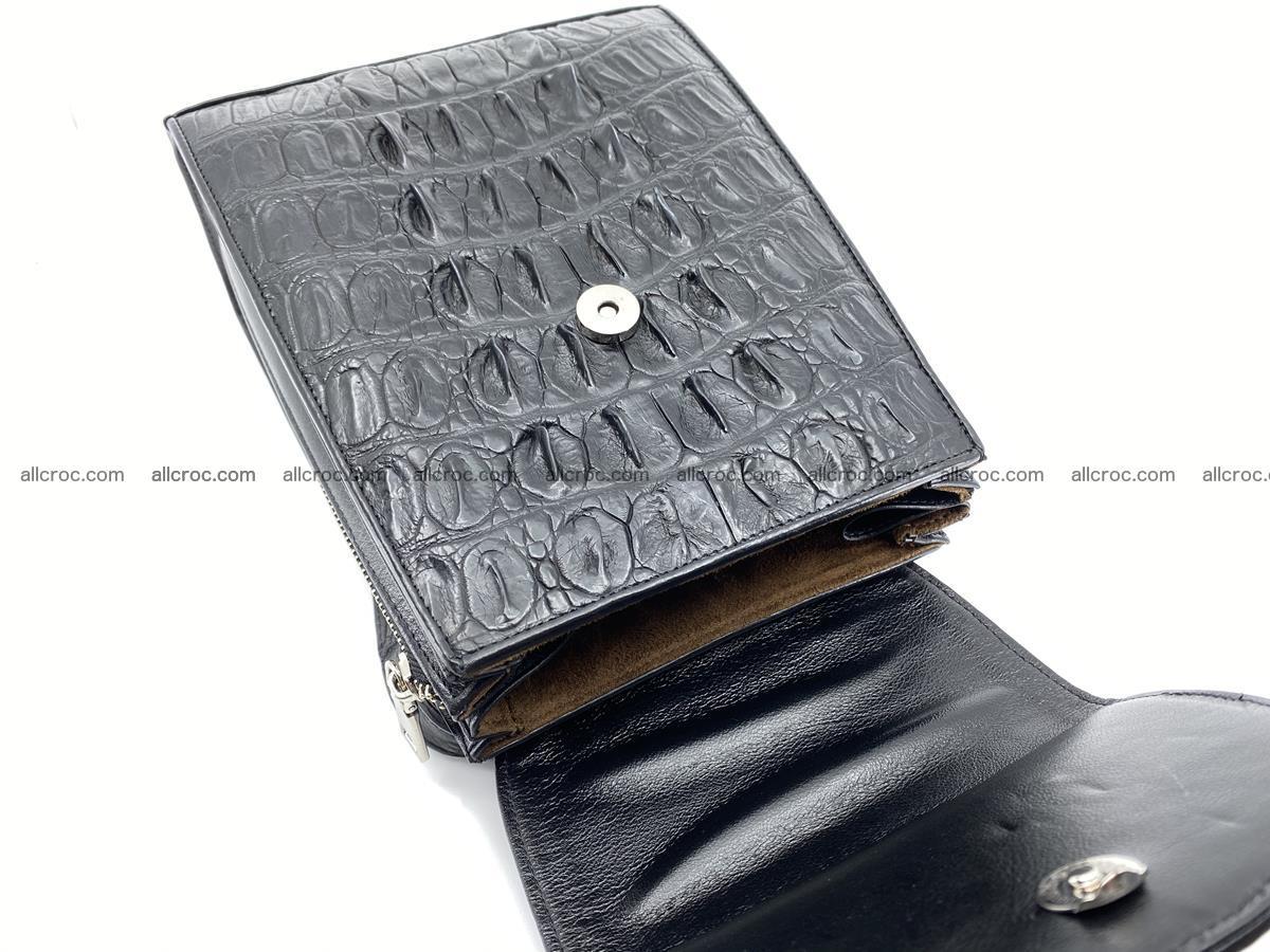 Crocodile skin backpack 892 Foto 6
