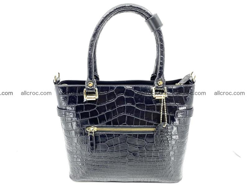 Crocodile skin handbag 921
