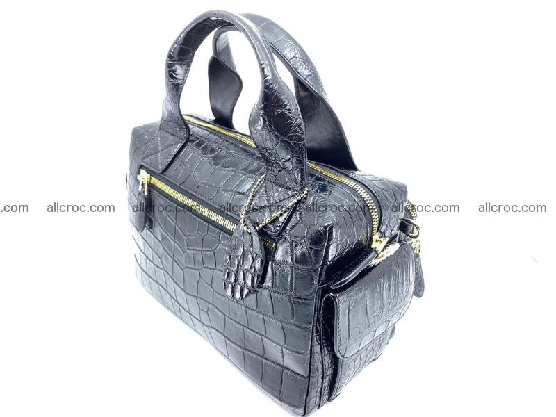 Crocodile skin handbag 925