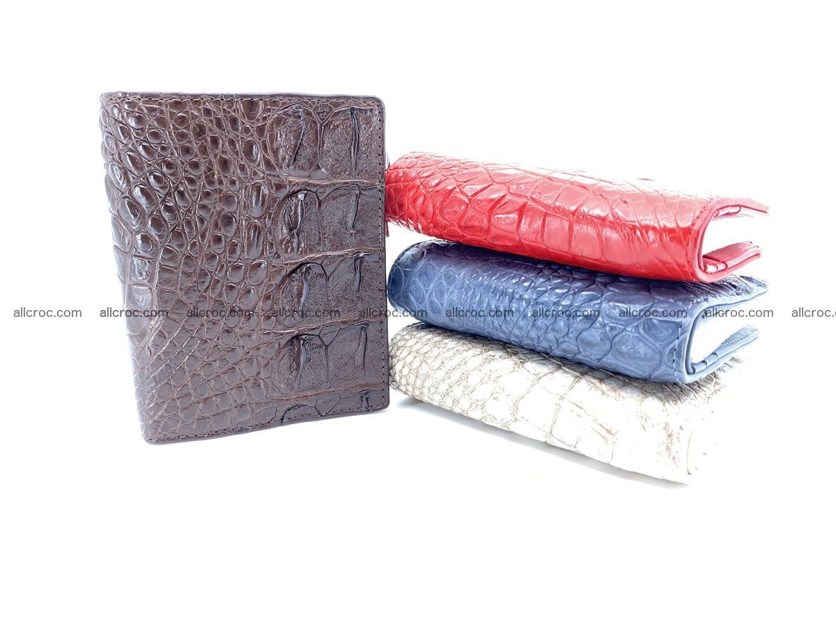 Crocodile skin wallet 927 Foto 7
