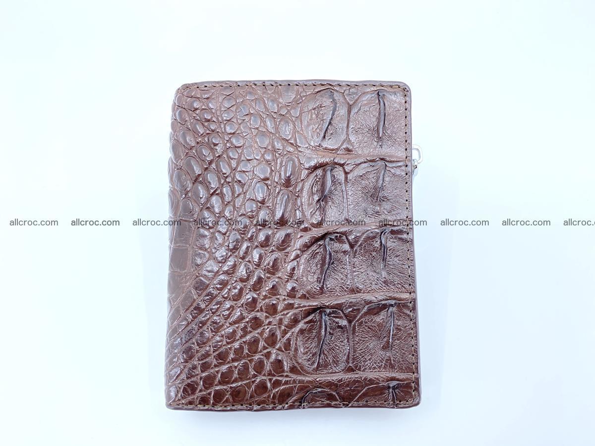 Crocodile skin wallet 927 Foto 0