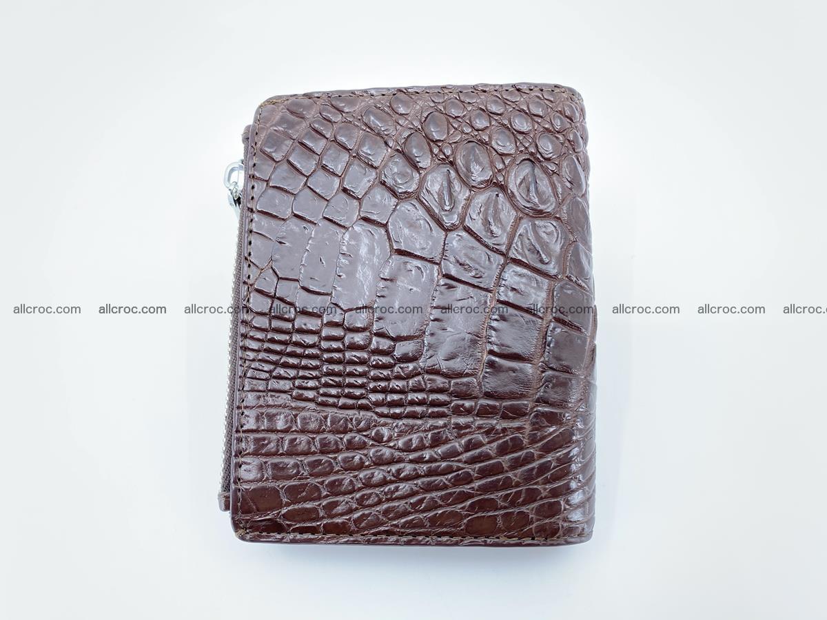 Crocodile skin wallet 927 Foto 1