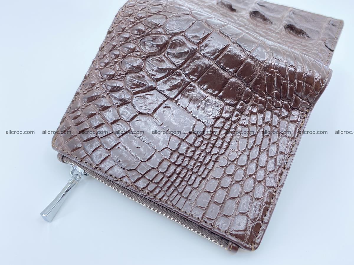 Crocodile skin wallet 927 Foto 3