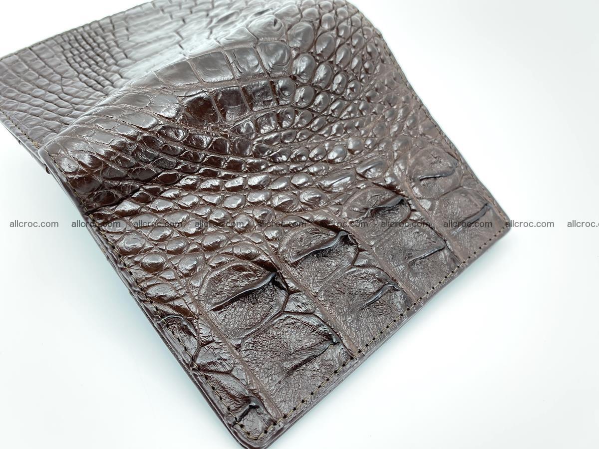 Crocodile skin wallet 927 Foto 4