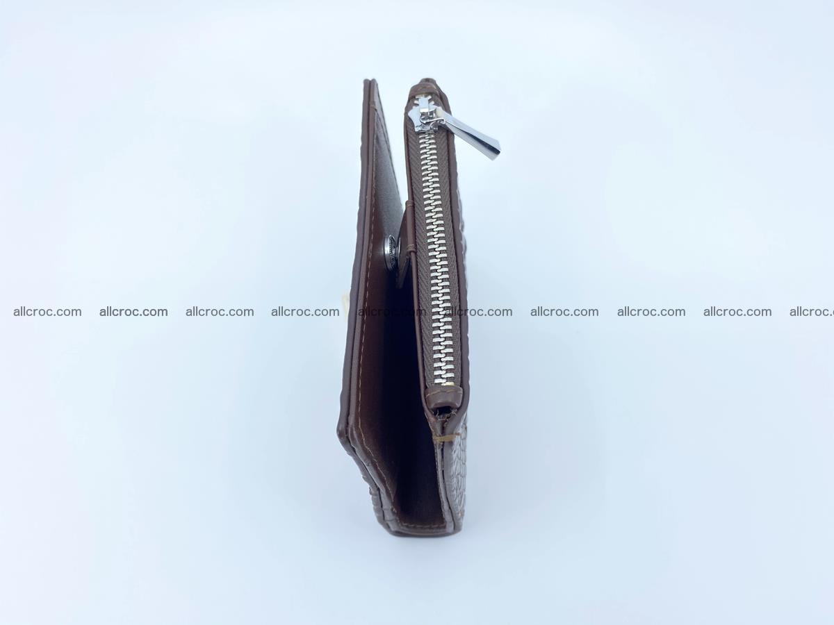 Crocodile skin wallet 927 Foto 6