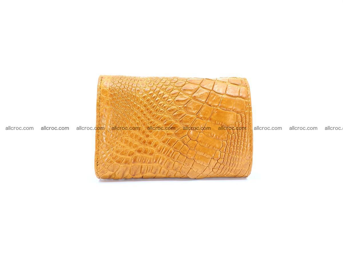 Crocodile skin wallet for women 1024 Foto 1