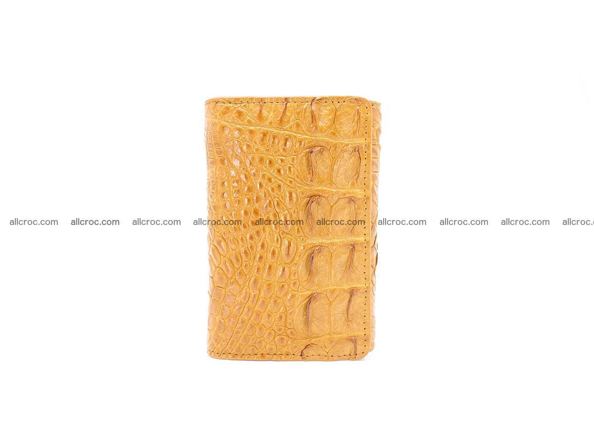 Crocodile skin wallet for women 1024 Foto 2
