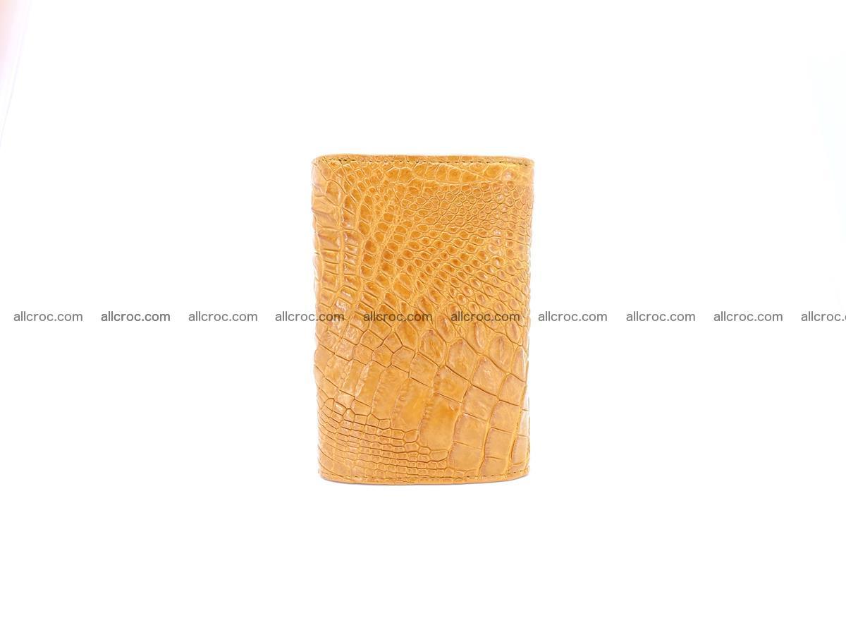 Crocodile skin wallet for women 1024 Foto 3