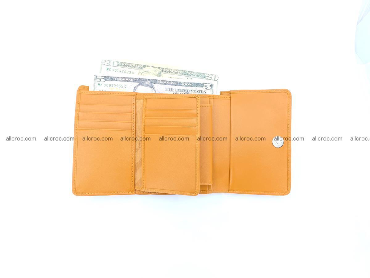 Crocodile skin wallet for women 1024 Foto 10