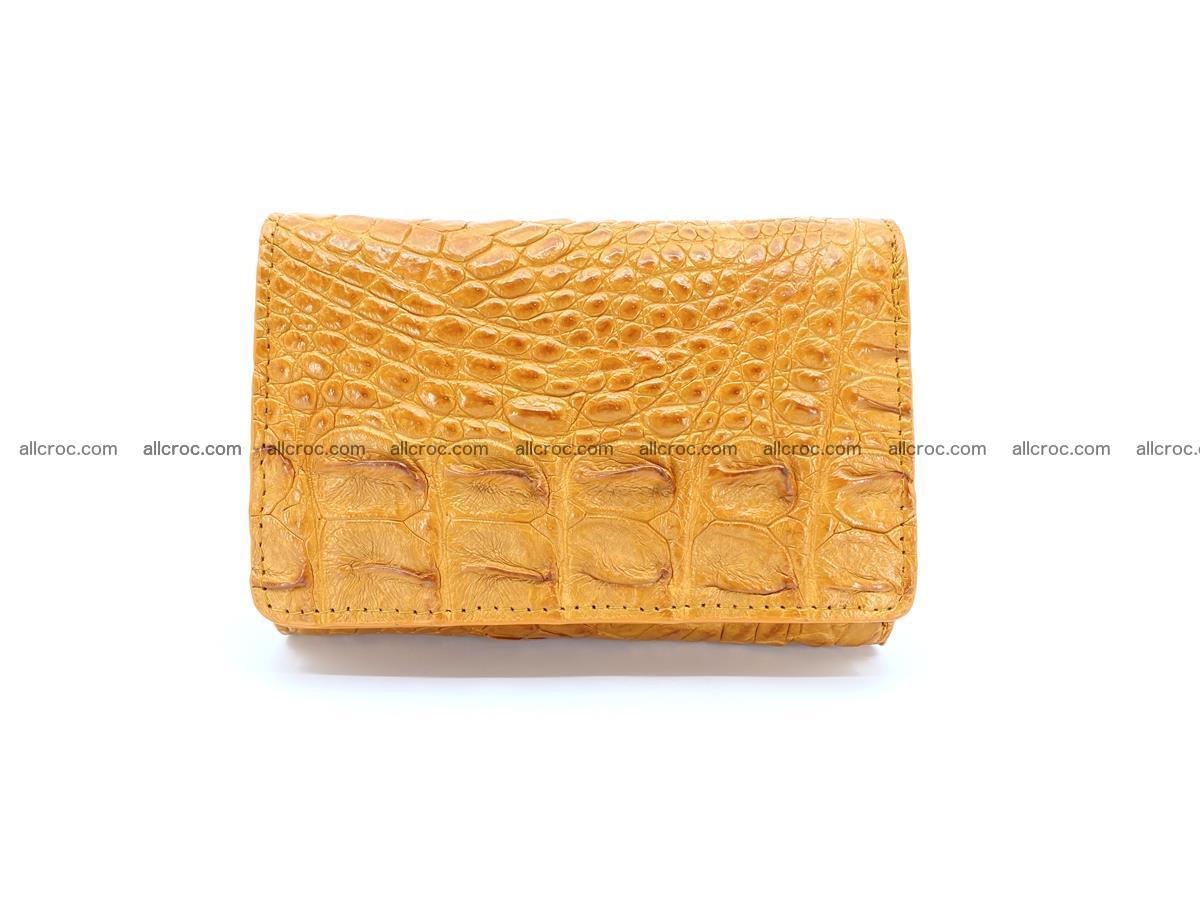 Crocodile skin wallet for women 1024 Foto 0