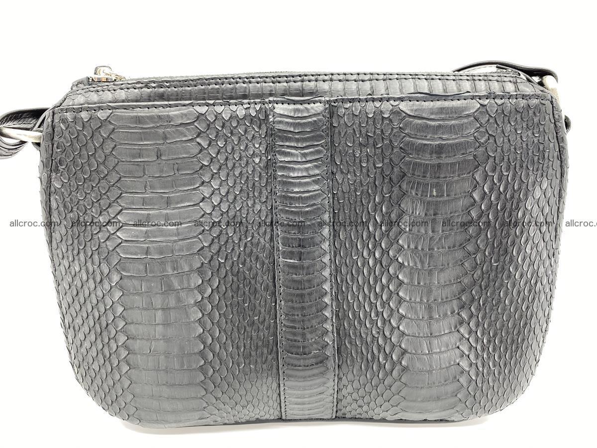 Python snake shoulder bag 914 Foto 1