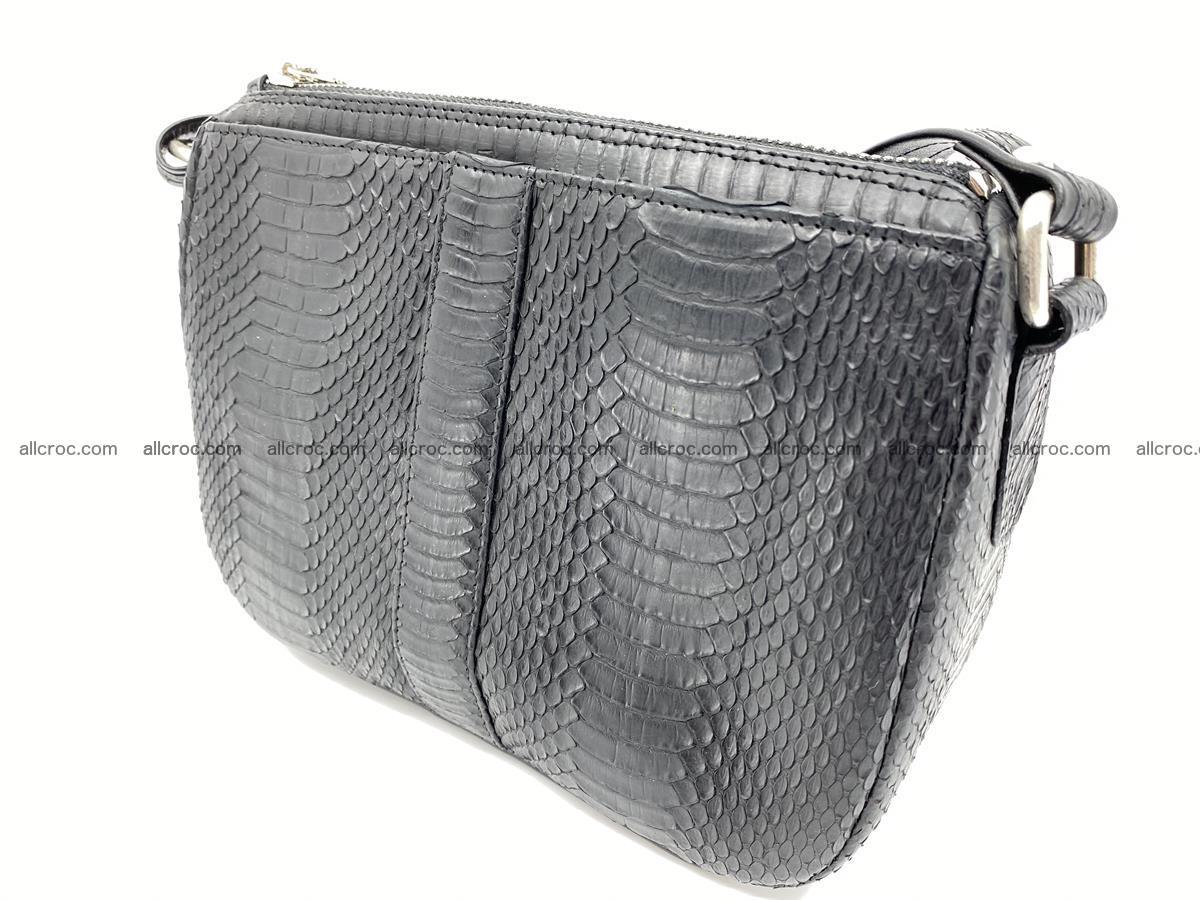Python snake shoulder bag 914 Foto 2