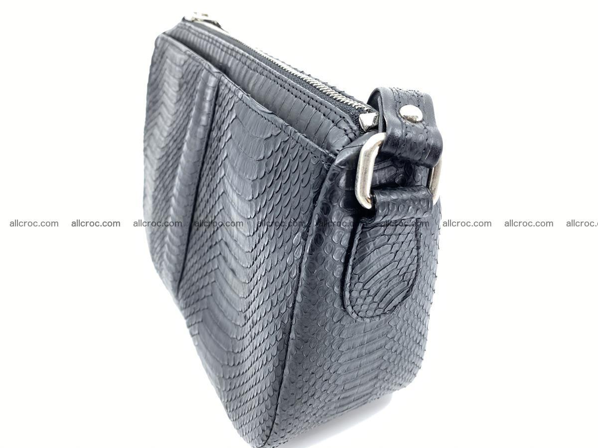 Python snake shoulder bag 914 Foto 3