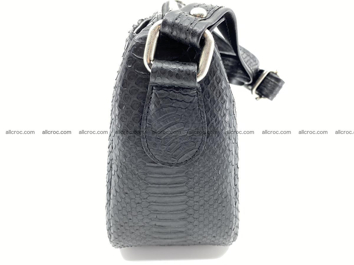 Python snake shoulder bag 914 Foto 4