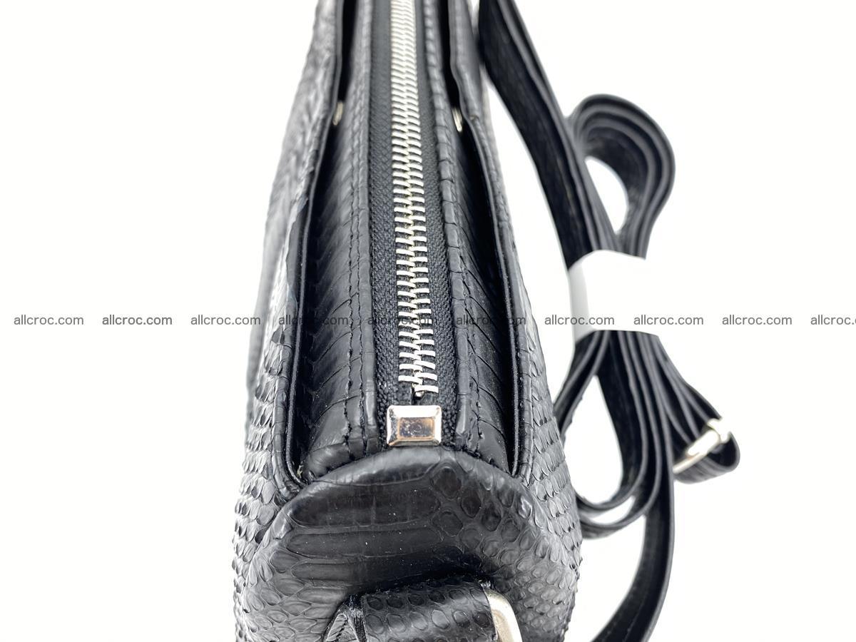 Python snake shoulder bag 914 Foto 5