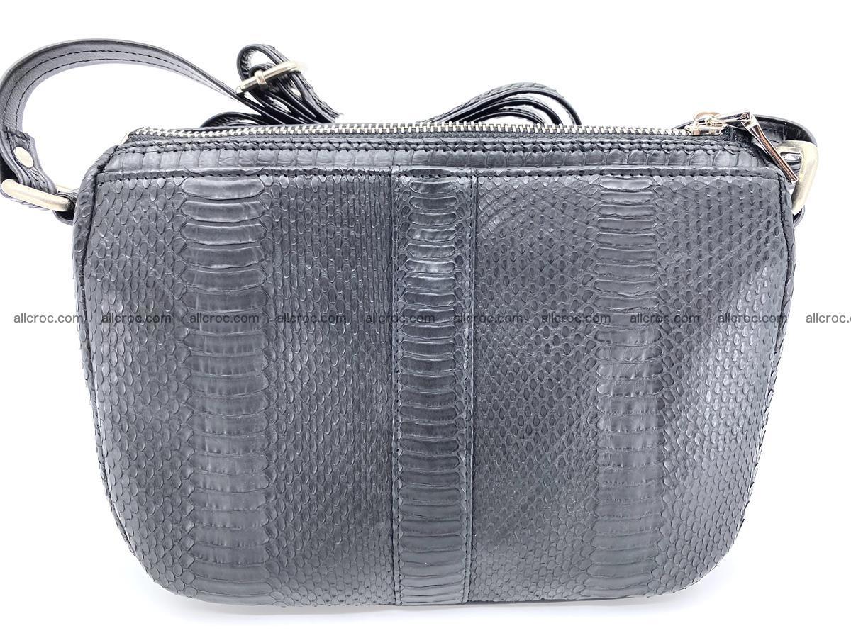 Python snake shoulder bag 914 Foto 0