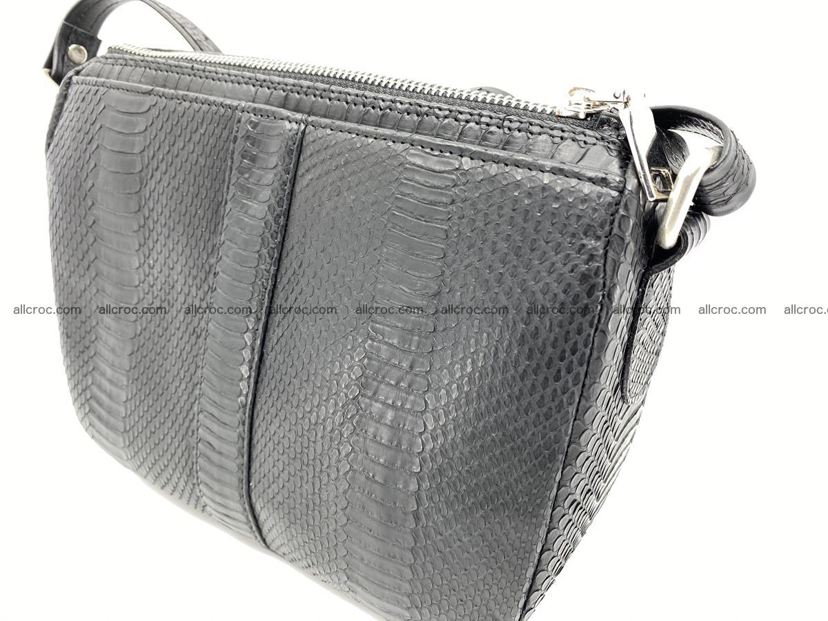 Python snake shoulder bag 914 Foto 6