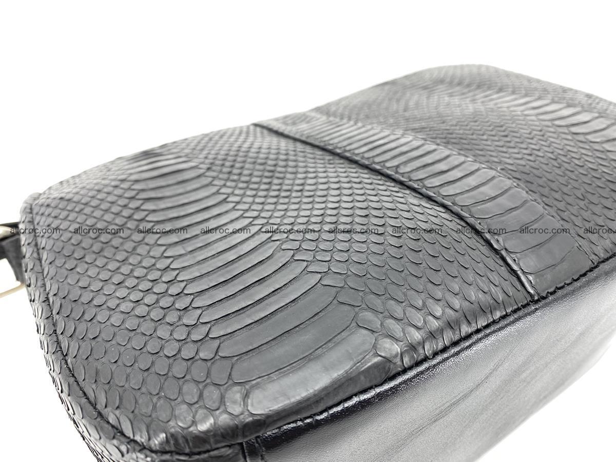 Python snake shoulder bag 914 Foto 8
