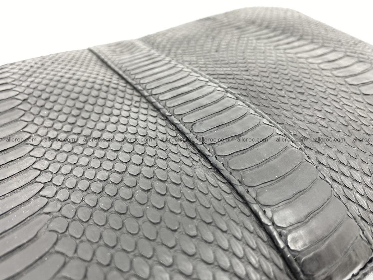Python snake shoulder bag 914 Foto 9
