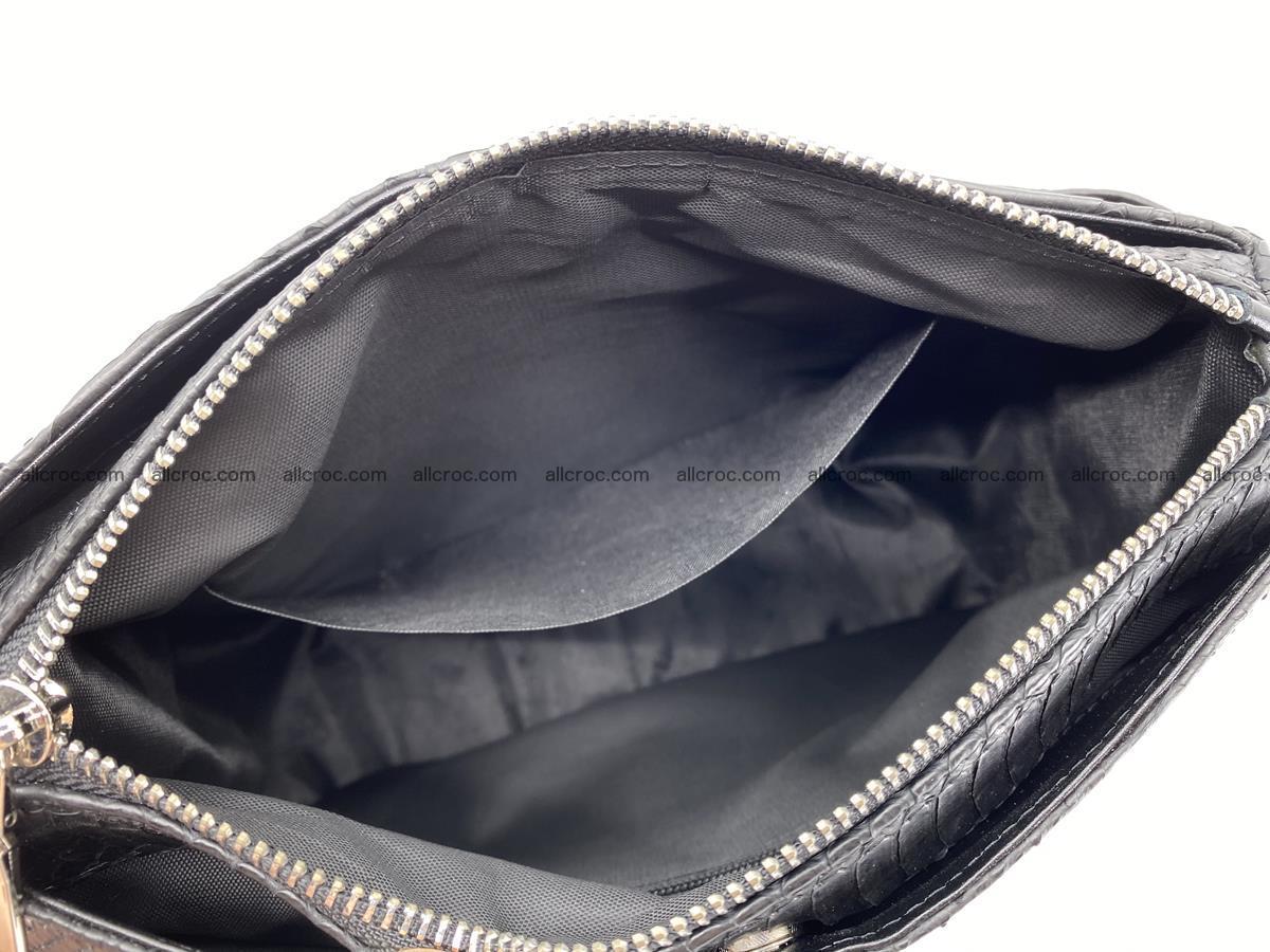Python snake shoulder bag 914 Foto 10