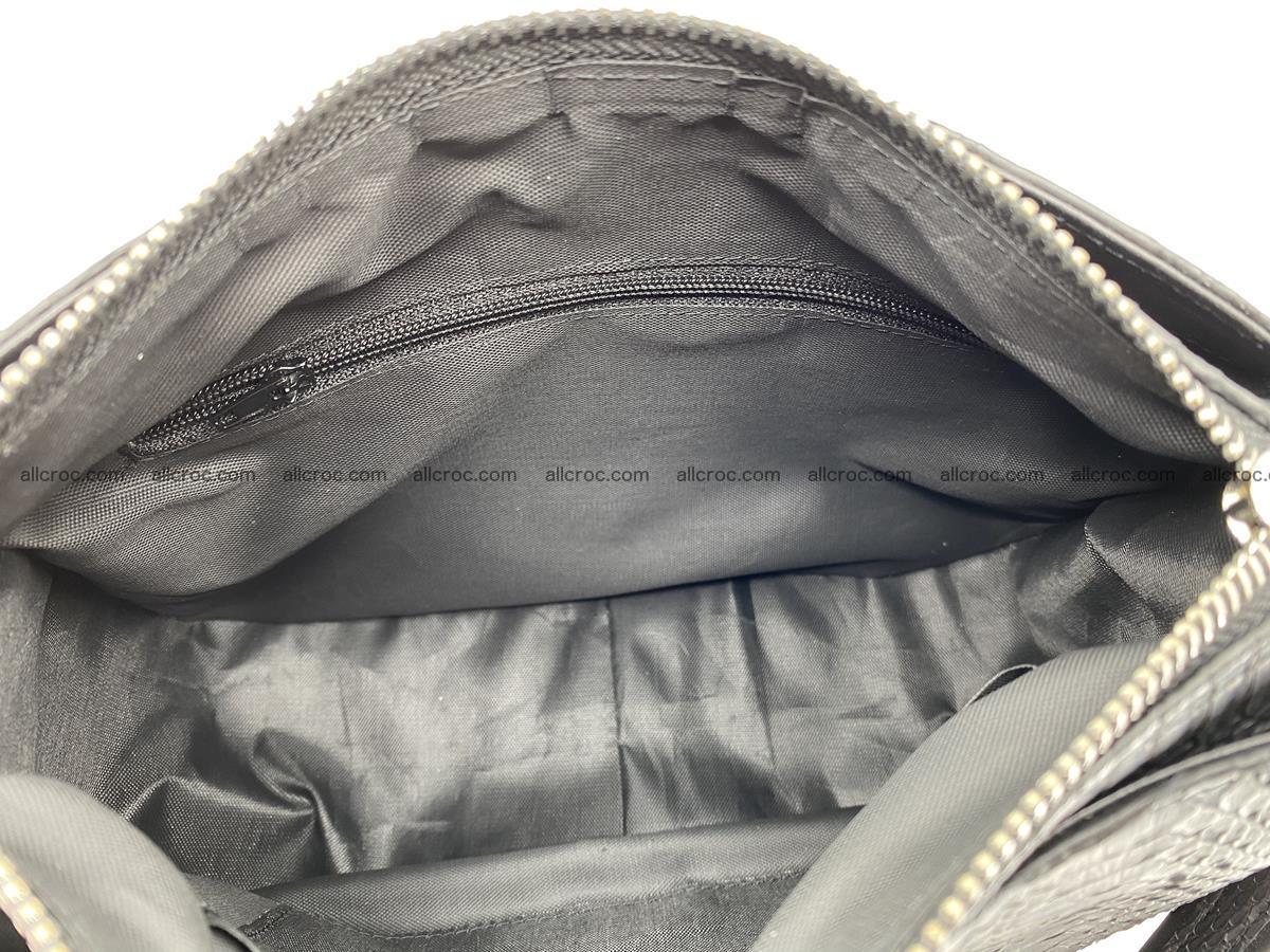 Python snake shoulder bag 914 Foto 11
