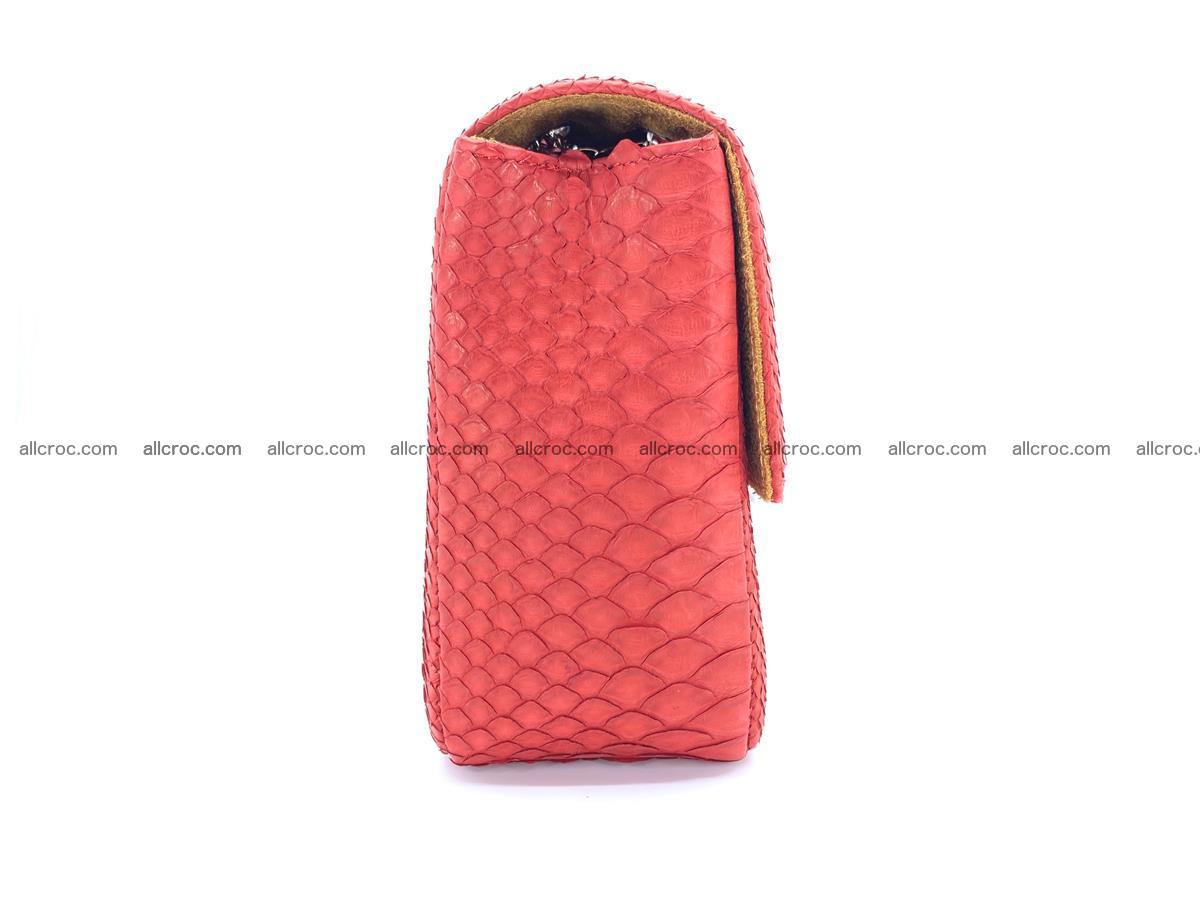 Python snakeskin shoulder bag 1080 Foto 11