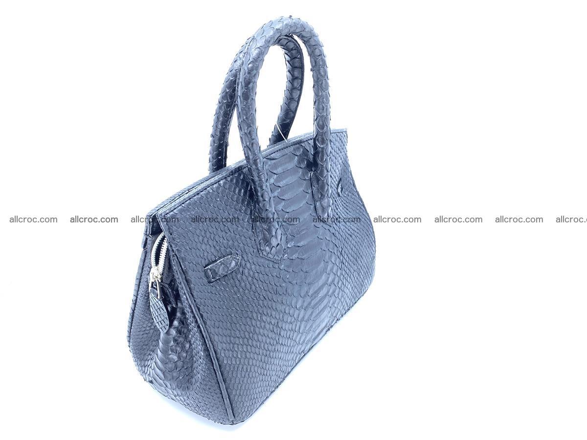 Python snakeskin handbag mini 1068 Foto 5