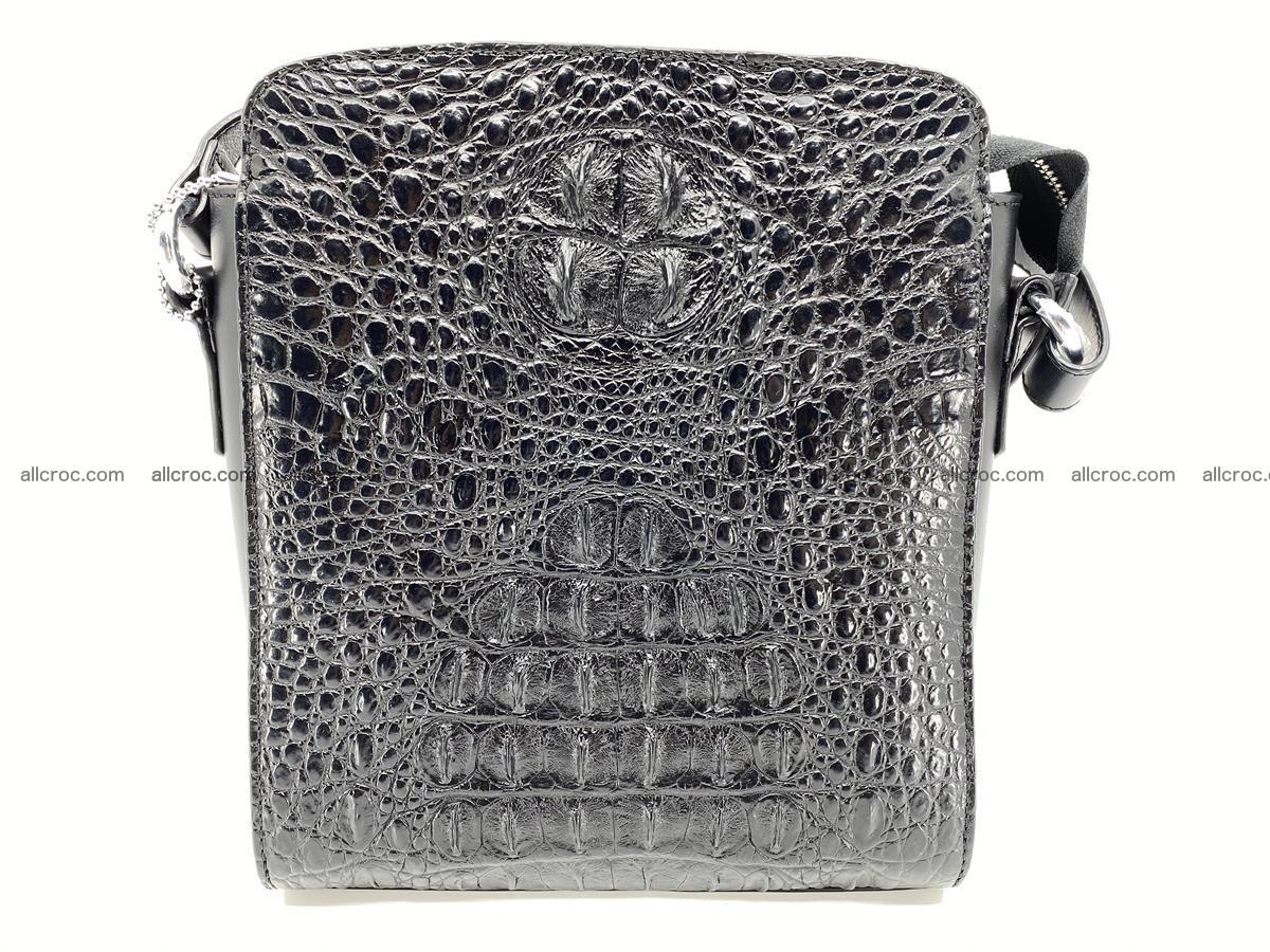 Siamese crocodile leather shoulder bag 899 Foto 0