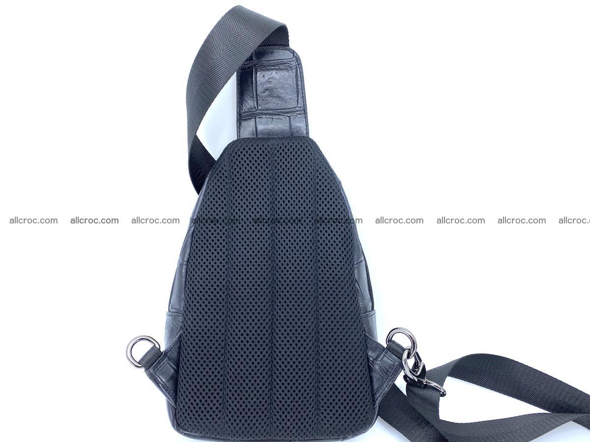 Sling bag from crocodile skin 886 Foto 1