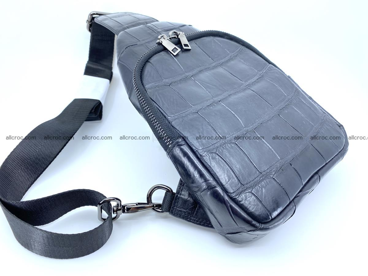 Sling bag from crocodile skin 886 Foto 3