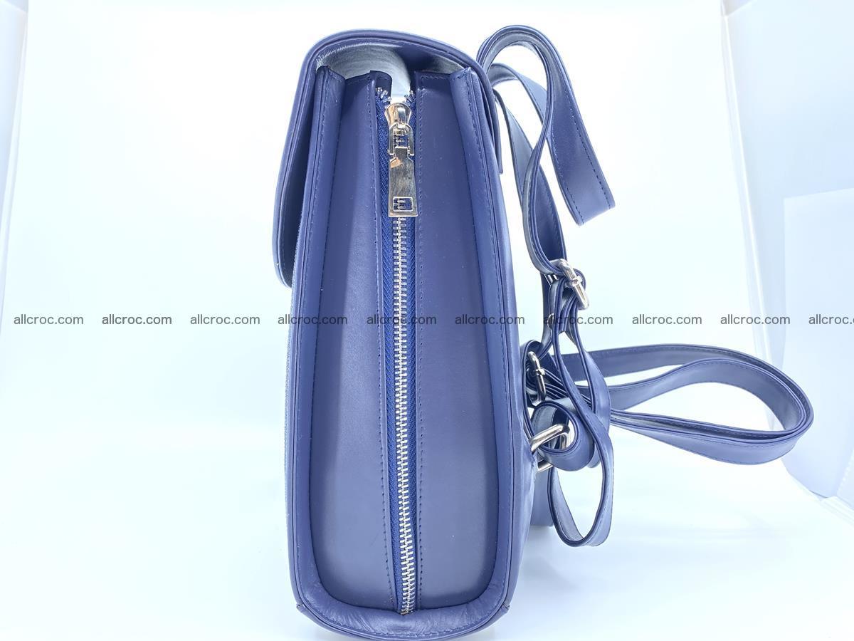 Stingray skin backpack 896 Foto 5