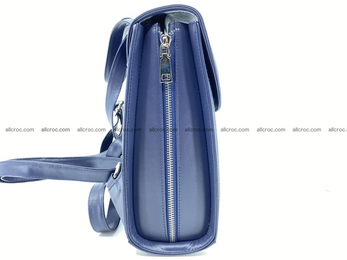 Stingray skin backpack 896 Foto 6