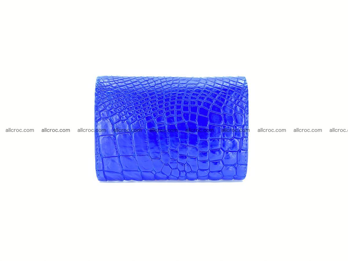 Women's crocodile skin wallet 1030 Foto 1