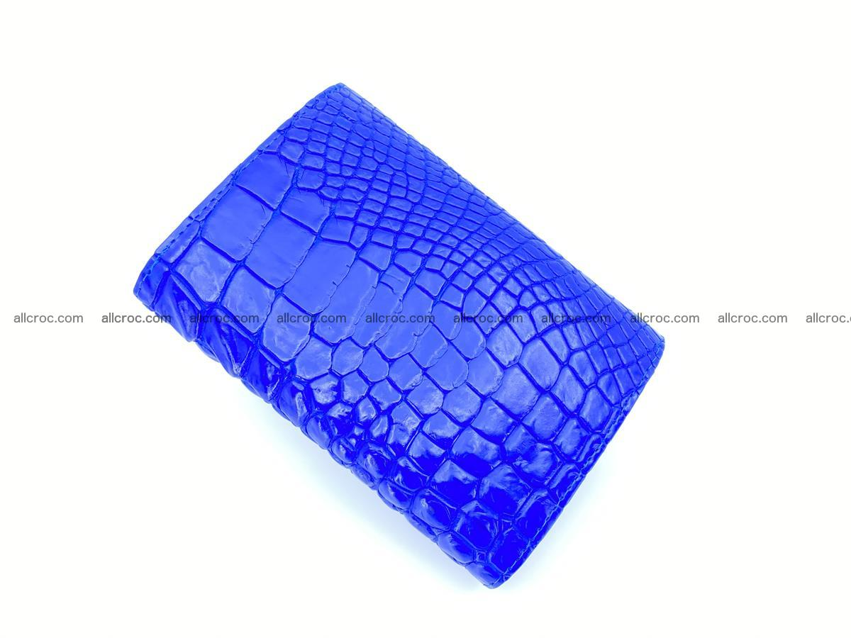 Women's crocodile skin wallet 1030 Foto 6