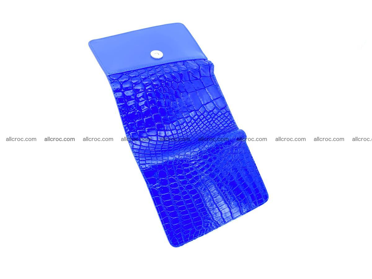 Women's crocodile skin wallet 1030 Foto 8