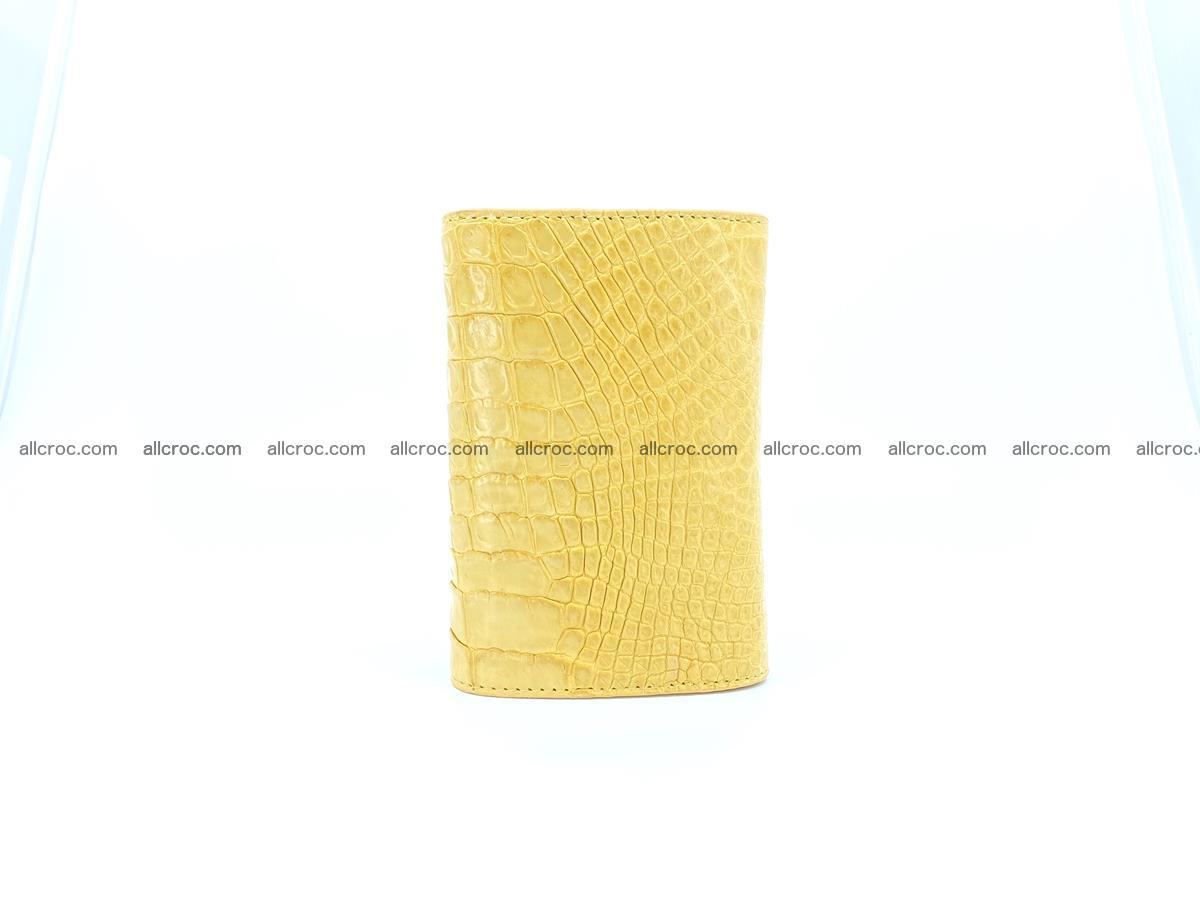 Women's crocodile skin wallet 1032 Foto 3