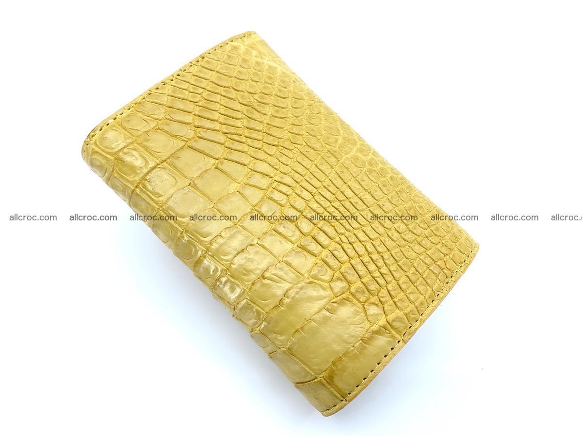 Women's crocodile skin wallet 1032 Foto 6