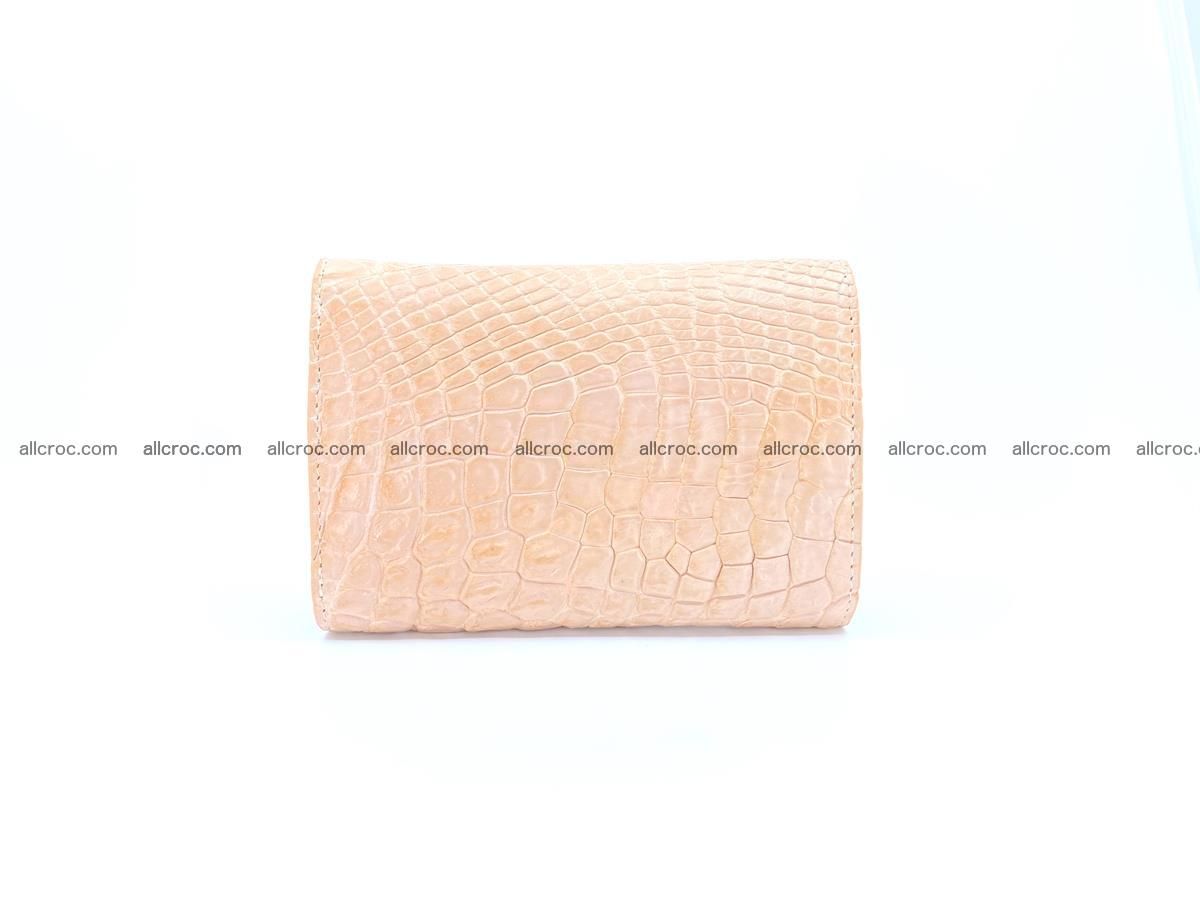Women's crocodile skin wallet 1031 Foto 1