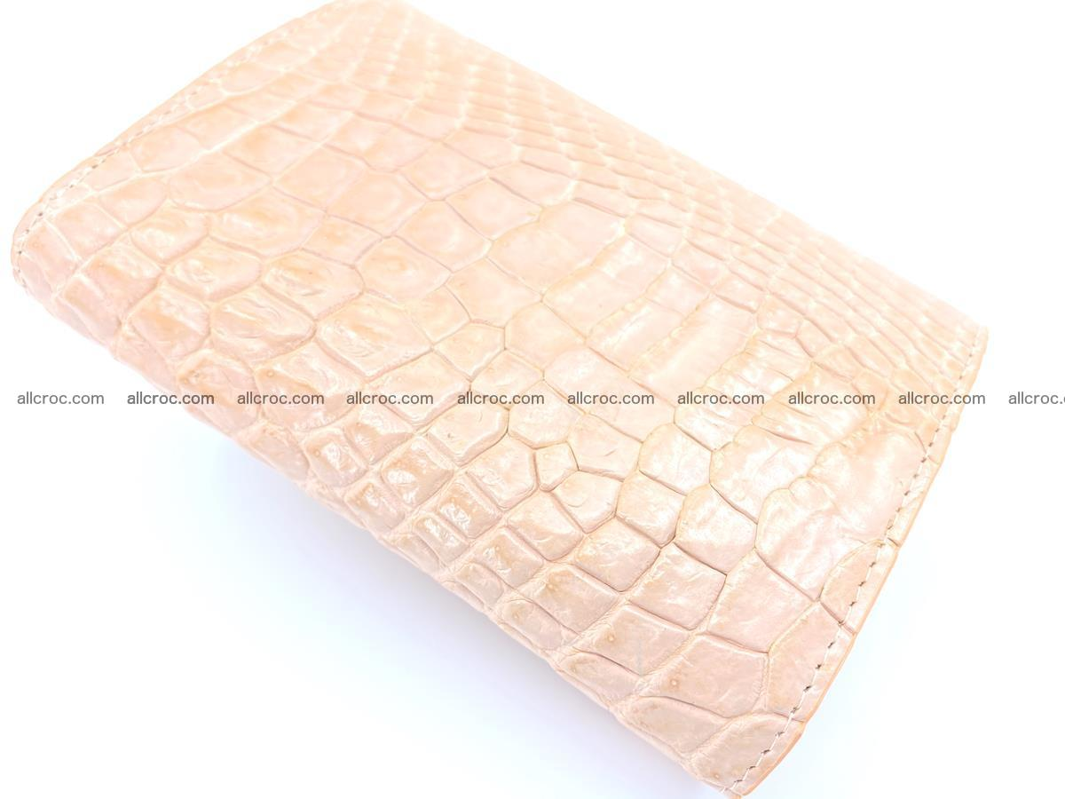 Women's crocodile skin wallet 1031 Foto 7