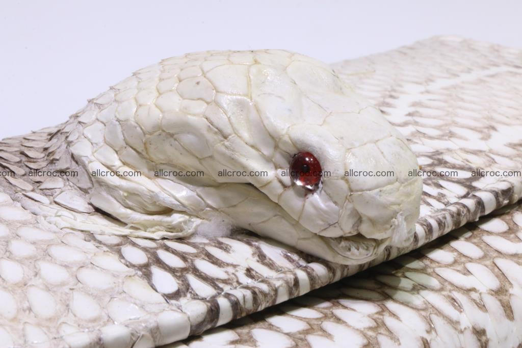 Cobra skin wallet for lady 359 Foto 5