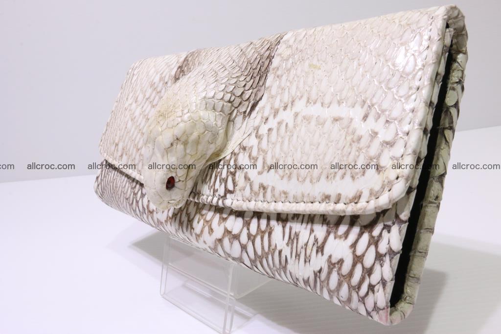 Cobra skin wallet for lady 359 Foto 7