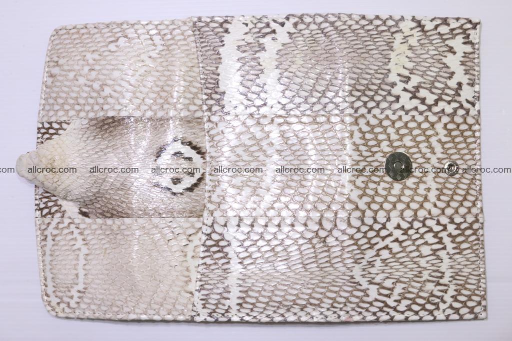 Cobra skin wallet for lady 360 Foto 12