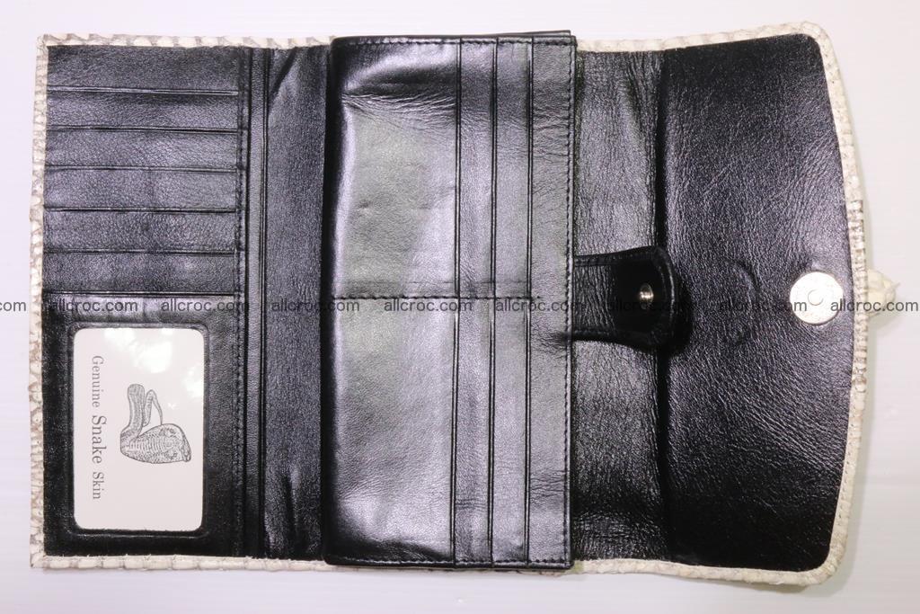 Cobra skin wallet for lady 360 Foto 13