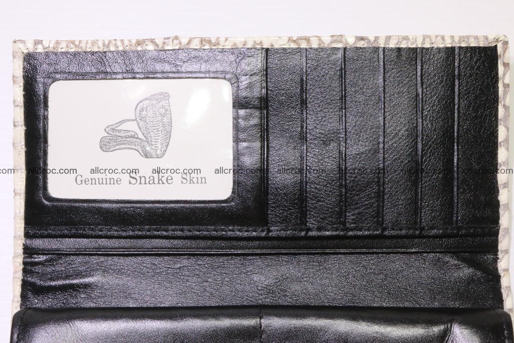 Cobra skin wallet for lady 360 Foto 14