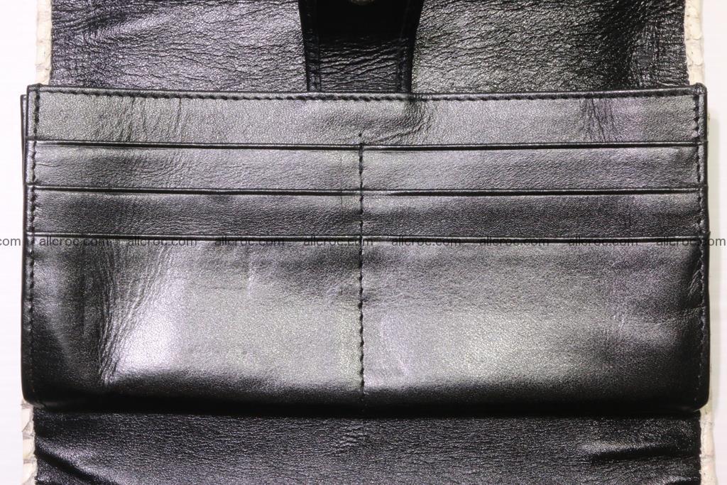 Cobra skin wallet for lady 360 Foto 16