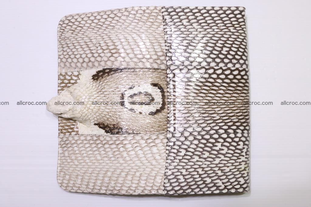 Cobra skin wallet for lady 359 Foto 12